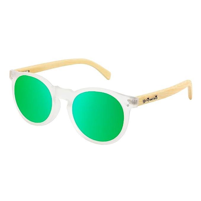 Gafas de sol POLARIZADAS BONNIE WOOD (Green)