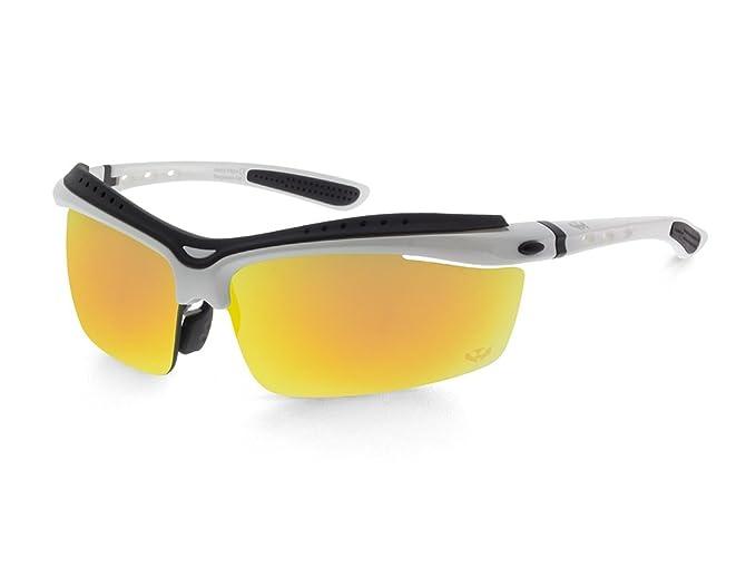 Gafas de Sol para deportes MOSCA NEGRA® modelo XTREME 01 con ...