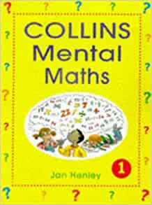 Collins Mental Maths - Pupil Book 1: Level 1, Henley, Jan, Used; Acceptable Book