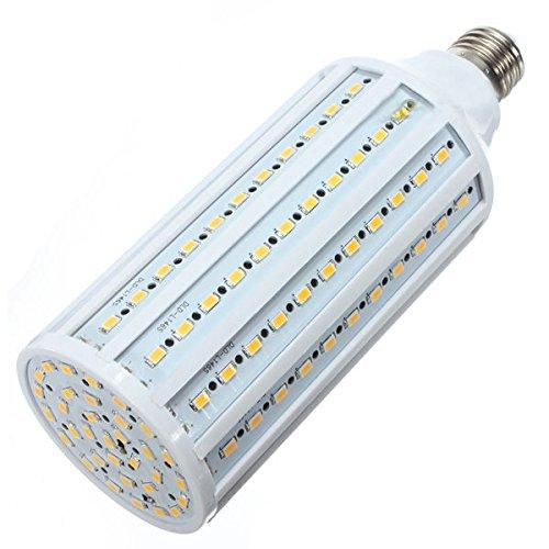 Corn Light - TOOGOO(R) E27 35W 165 LED 5630 SMD Corn Light Lamp Bulb 110V Pure White ()
