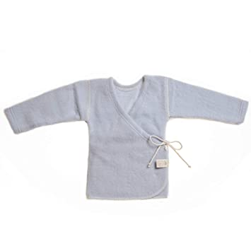 e838171db Amazon.com  LANACARE Organic Wool Baby Sweater