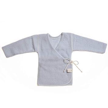 de94aa6ed Amazon.com  LANACARE Organic Wool Baby Sweater