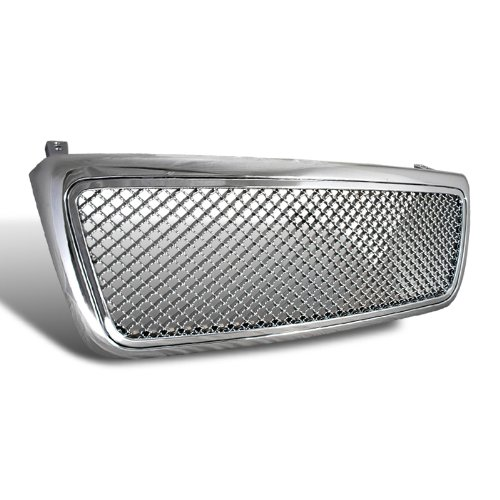 Spec D Tuning HG F15004C Chrome Grille