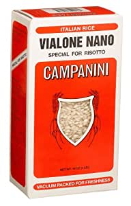 Amazon.com : Campanini Vialone Nano Semifino 16 oz : Dried