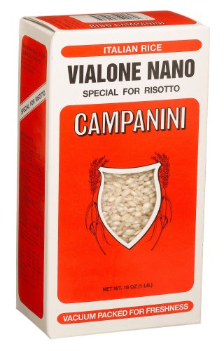 Campanini Vialone Nano Rice, 16-Ounce Boxes (Pack of 4)