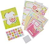 American Girl Crafts Mini Scrapbook Journal Kit for Girls, 266pc