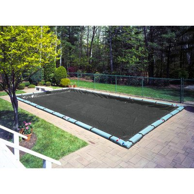 Robelle Mesh Rectangular In-Ground Winter Pool Cover