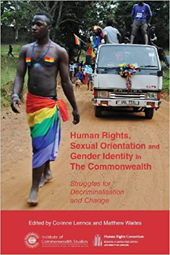 Human rights sexual orientation and gender identity