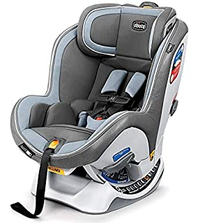 Chicco NextFit IX Zip Convertible Car Seat Steel Blue