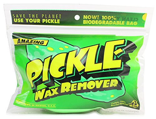 (Pickle Wax The Remover w/Wax Comb)