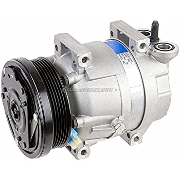 AC Compressor & A/C Clutch For Chevy Aveo & Suzuki Swift+ & Pontiac Wave - BuyAutoParts 60-01955NA NEW