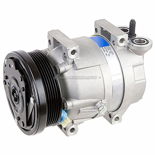 - AC Compressor & A/C Clutch For Chevy Aveo 2004 2005 2006 2007 2008 - BuyAutoParts 60-01955NA NEW
