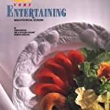 img - for Very Entertaining: Menus for Special Occasions book / textbook / text book