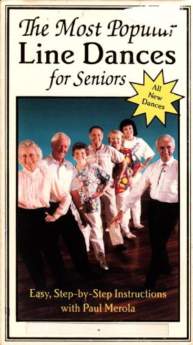 Popular Line Dances for Seniors