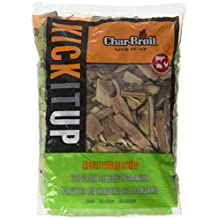 Char-Broil Apple Wood Smoker Chips, 2-Pound Bag