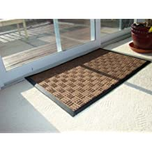 Kempf Water Retainer Mat Brown 24x36-Inch