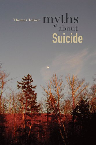 Myths about Suicide by Harvard University Press