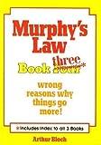 Murphy's Law, Arthur Bloch, 0843106182