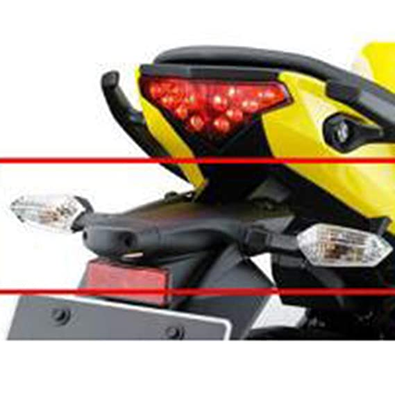 Indicador de Dirección Luces Traseras de Motocicleta para ...