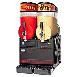 FrigoGranita MT2ULBL Twin 2.5 Gallon Slush Machine - 120V by TableTop king