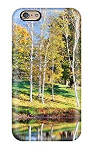 Iphone 6 Birch Trees Tpu Silicone Gel Case Cover. Fits Iphone 6