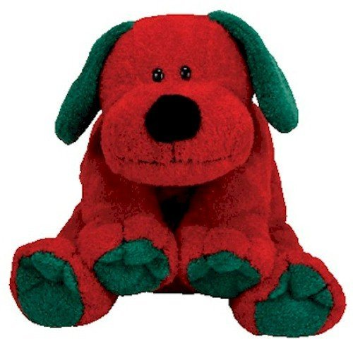 TY Pluffies - JINGLES the Dog