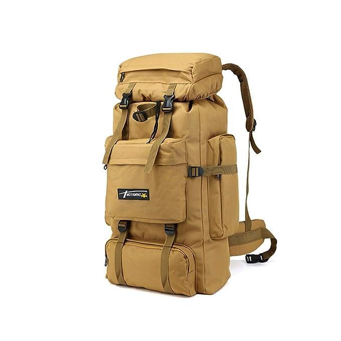 4f054dddfe24 Amazon.com: Magosca Creative 65L Military Tactical Backpack Assault ...