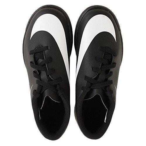 De Mixte black Enfant Chaussures Tf Bravata Ii Noir 34 White Eu Futsal Jr Nike 001 FqSXw0x
