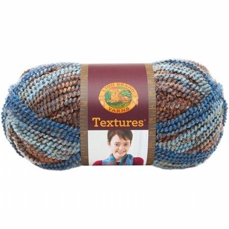 Lion Brand Textures Yarn-Desert Sands
