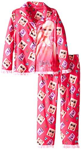 Barbie Little Girls Coat Sleepwear product image