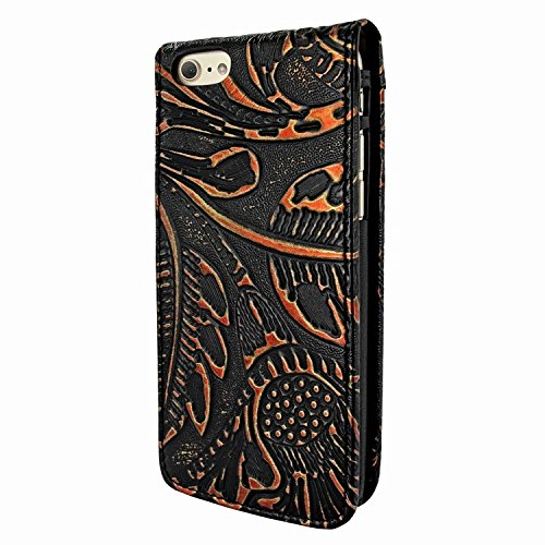Piel Frama 761 Black Nspire Classic Magnetic Leather Case for Apple iPhone 7 / 8 by Piel Frama (Image #2)