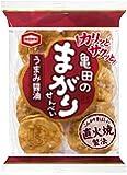 亀田製菓 亀田のまがりせんべい 18枚(2枚×9個包装)