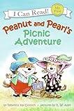 Peanut and Pearl's Picnic Adventure, Rebecca Kai Dotlich, 006054922X