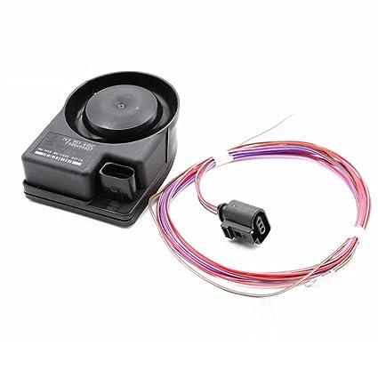 yangcan OEM Bosch sirena de alarma para Audi A3 A4 A5 A6 Q5 ...
