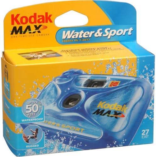 Kodak SPORT Waterproof SINGLE USE Camera Disposable