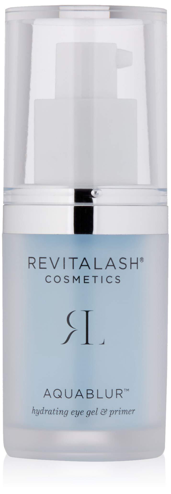 RevitaLash Cosmetics, Aquablur Hydrating Eye Gel & Primer, Hypoallergenic & Cruelty Free by RevitaLash Cosmetics