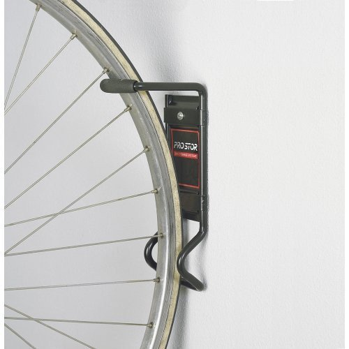 Prostor Solo I Cycle Storage Rack - Black by Pro Stor price