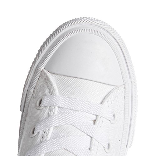 Ii Taylor Star Sodalite Textile All White Baby Trainers Chuck Ox Converse Blue x7Ip6qp