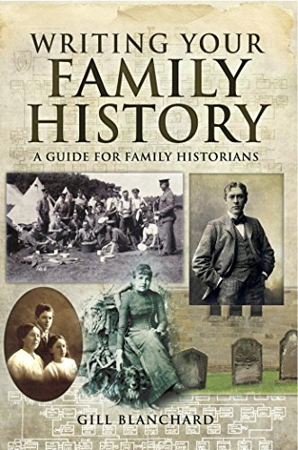 writing your family history a guide for family historians kindle