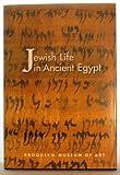 Jewish Life in Ancient Egypt, Edward Bleiberg, 0872731472