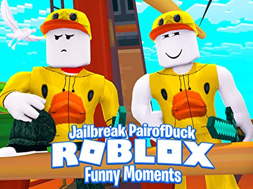 Clip: Roblox Jailbreak (PairOfDucks Funny Moments) on Amazon Prime Video UK