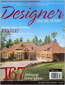 Designer Dream Home October 2008 Issue Editors Of Designer Dream Home Magazine Books
