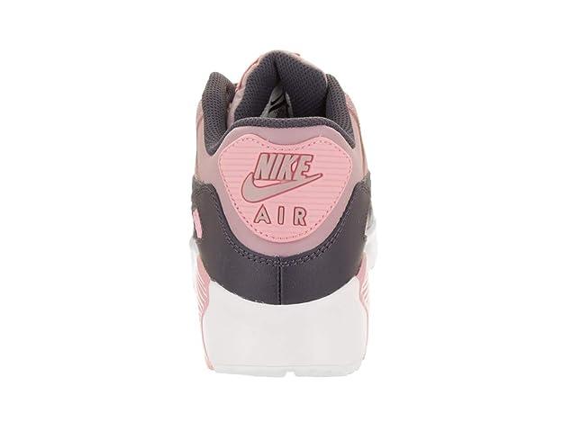 0d1cf0f78c Amazon.com | NIKE Air Max 90 Leather (Kids) | Shoes