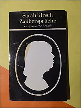 Zaubersprüche (German Edition): Sarah Kirsch: 9783784600949: Amazon.com:  Books