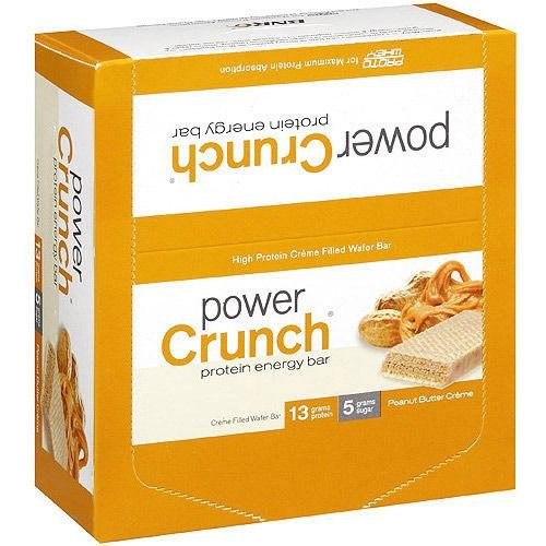 BioNutritional Research Group Power Crunch Creme Filled Wafer Cookie - ()