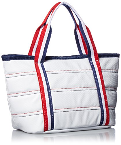 [Adidas Golf] Round Tote Bag L23 × W18 × H13 cm AWT 28 A 42074 White by adidas (Image #2)
