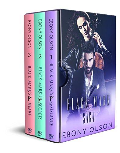 Black Mark Series Boxed Set: Books 1 - 3 Ebony Set