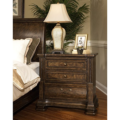 Fairmont Designs Bedroom - Fairmont Designs Hazelton Vintage Oak Bachelor Chest