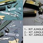 AITOR Jungle King II Cuchillo de Caza, Negro, L