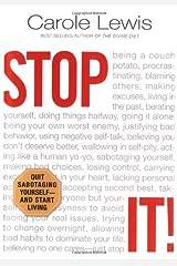 Stop It! Hardcover